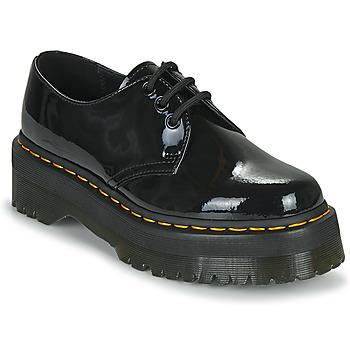 kengät Naiset Derby-kengät Dr Martens 1461 QUAD Musta