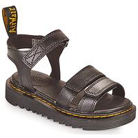 kengät Tytöt Sandaalit ja avokkaat Dr Martens KLAIRE J Musta