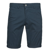 vaatteet Miehet Shortsit / Bermuda-shortsit Teddy Smith SHORT CHINO Laivastonsininen
