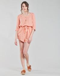 vaatteet Naiset Jumpsuits / Haalarit Rip Curl TALLOWS SPOT ROMPER Persikka