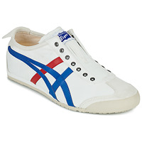 kengät Matalavartiset tennarit Onitsuka Tiger MEXICO 66 SLIP ON White / Blue / Red