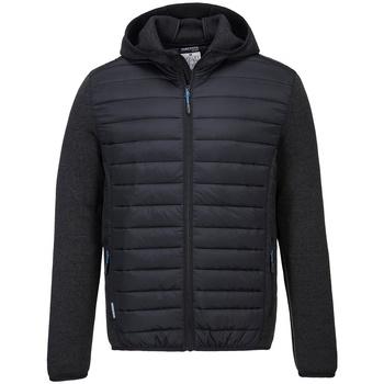 vaatteet Toppatakki Portwest PW1121 Grey Marl/Black
