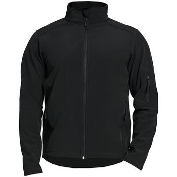 vaatteet Miehet Takit Gildan GH114 Black