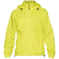 vaatteet Takit Gildan GH112 Safety Green