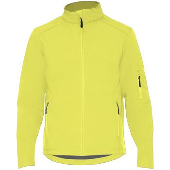 vaatteet Miehet Takit Gildan GH114 Safety Green