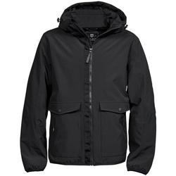 vaatteet Miehet Takit Tee Jays TJ9604 Black