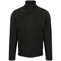 vaatteet Miehet Fleecet Regatta Honestly Made TRF618 Black