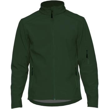 vaatteet Miehet Takit Gildan GH114 Forest Green