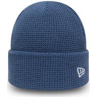 Asusteet / tarvikkeet Miehet Pipot New-Era Ne short knit Sininen