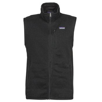 vaatteet Miehet Fleecet Patagonia M's Better Sweater Vest Musta