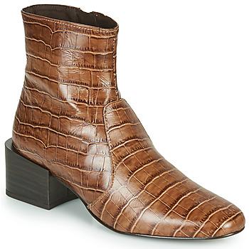 kengät Naiset Nilkkurit Jonak BABOU Brown