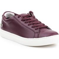kengät Naiset Matalavartiset tennarit Lacoste L.12.12 317 1 CAW 7-34CAW0016FD8 purple