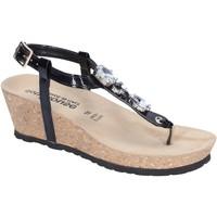 kengät Naiset Sandaalit ja avokkaat Dott House Sandaalit BK616 Musta
