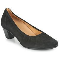 kengät Naiset Korkokengät Gabor 6618047 Musta