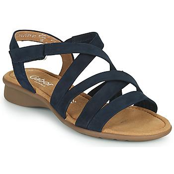 kengät Naiset Sandaalit ja avokkaat Gabor 6606636 Sininen
