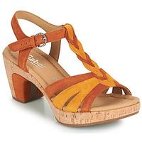 kengät Naiset Sandaalit ja avokkaat Gabor 6273442 Konjakki
