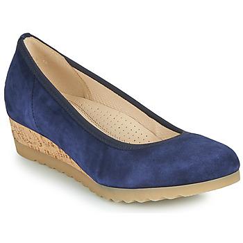 kengät Naiset Balleriinat Gabor 6264146 Sininen