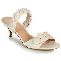 kengät Naiset Sandaalit Coach MOLLIE Ivory