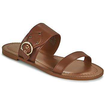 kengät Naiset Sandaalit ja avokkaat Coach HARLOW Ruskea