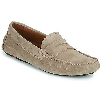 kengät Miehet Mokkasiinit Lloyd EMIDIO Beige