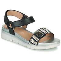 kengät Naiset Sandaalit ja avokkaat Stonefly ELODY 11 Musta