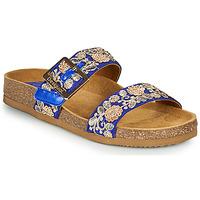 kengät Naiset Sandaalit Desigual ARIES EXOTIC Sininen