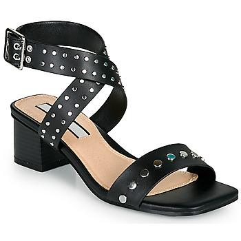kengät Naiset Sandaalit ja avokkaat Pepe jeans ROMY STUDS Musta