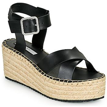 kengät Naiset Sandaalit ja avokkaat Pepe jeans WITNEY ELLA Musta