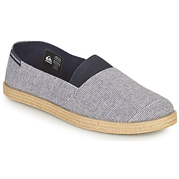 kengät Miehet Espadrillot Quiksilver ESPADRILLED Sininen