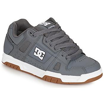 kengät Miehet Skeittikengät DC Shoes STAG Harmaa / Gum