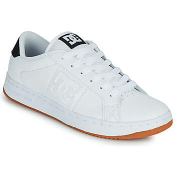 kengät Miehet Skeittikengät DC Shoes STRIKER Valkoinen / Musta