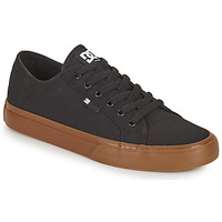 kengät Miehet Skeittikengät DC Shoes MANUAL Musta / Gum