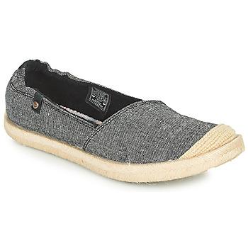 kengät Naiset Espadrillot Roxy CORDOBA Harmaa / Fonce