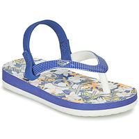 kengät Tytöt Varvassandaalit Roxy TW PEBBLES VI Sininen