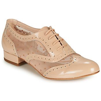 kengät Naiset Derby-kengät Fericelli ABIAJE Nude