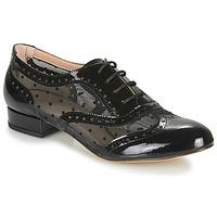 kengät Naiset Derby-kengät Fericelli ABIAJE Musta