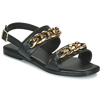 kengät Naiset Sandaalit ja avokkaat Ravel HATTIE Musta