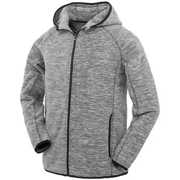 vaatteet Miehet Svetari Spiro S245M Grey/Black