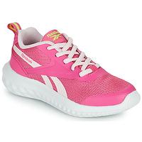 kengät Tytöt Juoksukengät / Trail-kengät Reebok Sport REEBOK RUSH RUNNER 3.0 Vaaleanpunainen