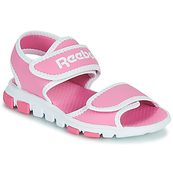 kengät Lapset Urheilusandaalit Reebok Sport WAVE GLIDER III Vaaleanpunainen