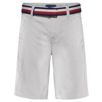 vaatteet Pojat Shortsit / Bermuda-shortsit Tommy Hilfiger FORTA Valkoinen