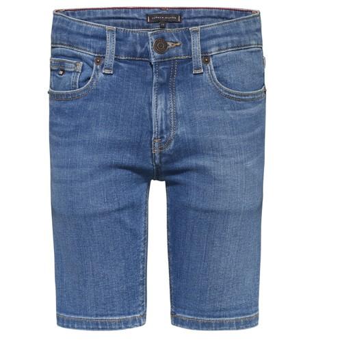 vaatteet Pojat Shortsit / Bermuda-shortsit Tommy Hilfiger KAHUI Sininen