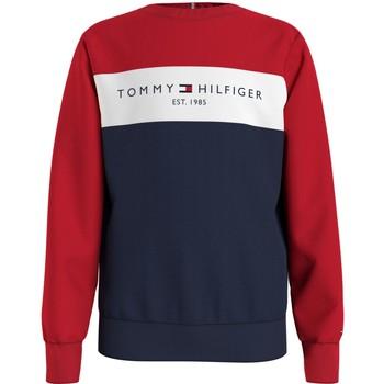 vaatteet Pojat Svetari Tommy Hilfiger KB0KB06596-0SM Monivärinen