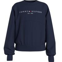 vaatteet Tytöt Svetari Tommy Hilfiger KG0KG05764-C87 Laivastonsininen