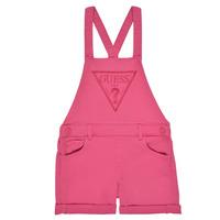 vaatteet Tytöt Jumpsuits / Haalarit Guess K1GK10-WB5Z0-JLPK Vaaleanpunainen