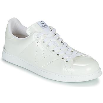 kengät Naiset Matalavartiset tennarit Victoria Tribu White