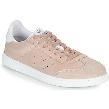 kengät Lapset Matalavartiset tennarit Victoria Tribu Pink