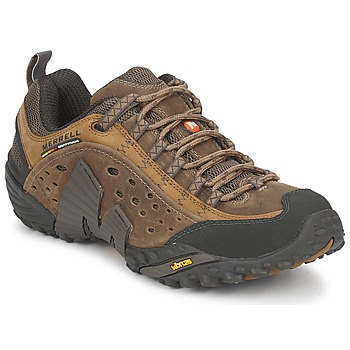 kengät Miehet Matalavartiset tennarit Merrell INTERCEPT Brown