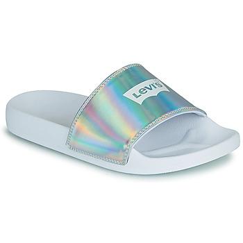 kengät Naiset Rantasandaalit Levi's JUNE BATWING S Hopea