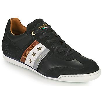 kengät Miehet Matalavartiset tennarit Pantofola d'Oro IMOLA UOMO LOW Musta